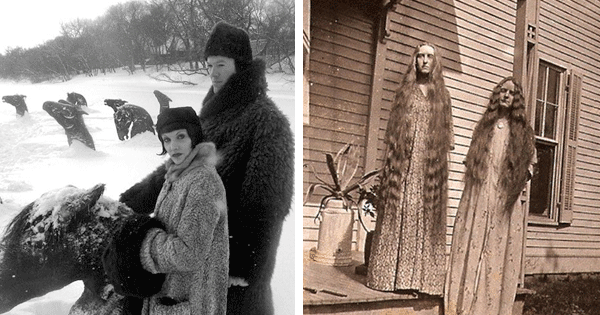 The Creepiest Photos Ever Taken - 17 completely terrifying old photos that will make you question the past