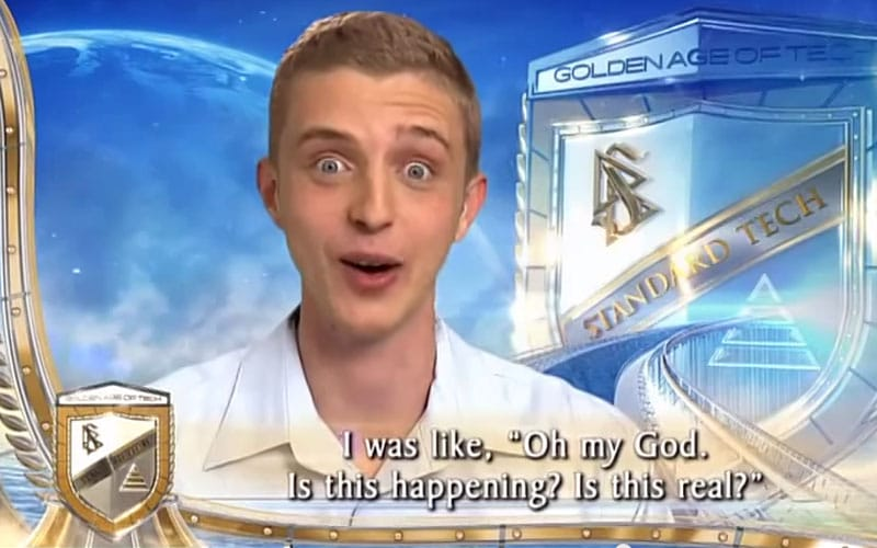 scientology testimonials are ridiculously over the top