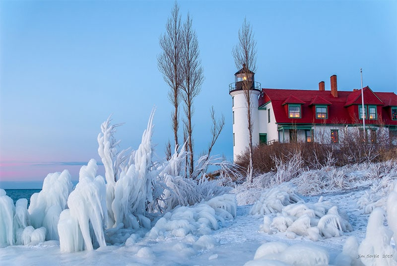 Port Betsie Lighthouse, MI
