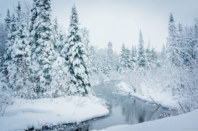 24 Magical Winter Scenes Made Me Believe In Fairy Tales