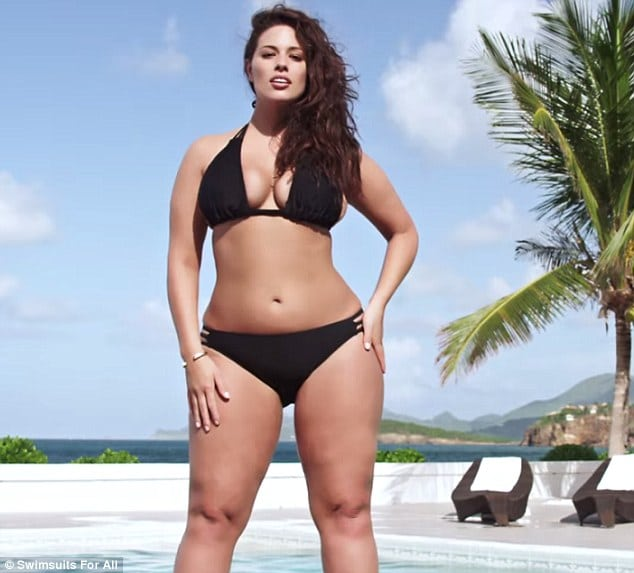Ashley Graham for swimsuitsforall