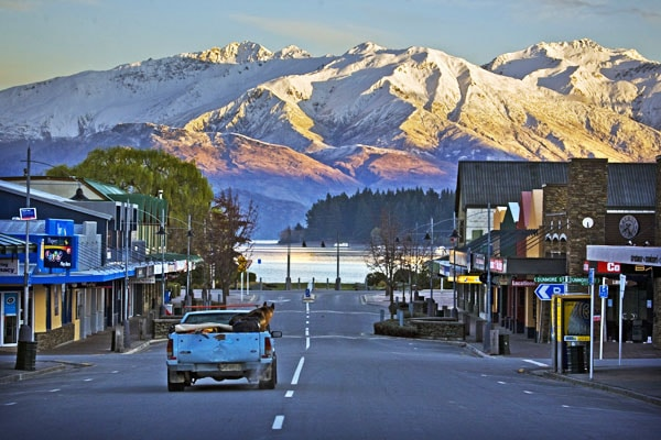 new zealand is beautiful