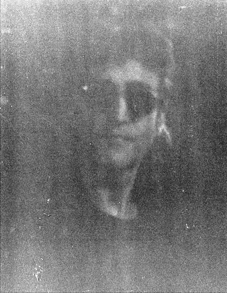 The last known photo of John Lennon
