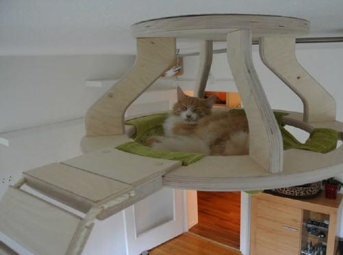 This Purrrrrfect Cat Furniture Is Simply Miaow Vellous